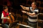 Mark Anyan and Cellist Katie Tertell