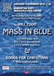 Mass in Blue