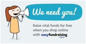 Easyfundraising - We need you