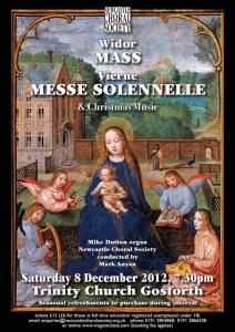 Christmas 2012 Poster