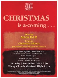 December 2011 Poster