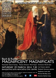 Magnificent Magnificats March 2014