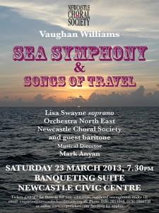 Sea Symphony 23 Mar 13