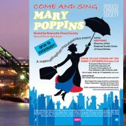 Come and Sing Mary Poppins !