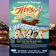 'AHOY' Sing for the Mary Rose