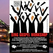 SING GOSPEL WORKSHOP