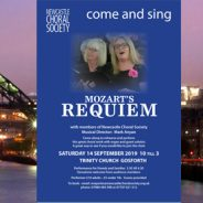 Come and Sing Mozart Requiem
