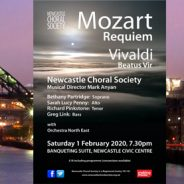 Mozart Requiem Concert Feb 1 2020