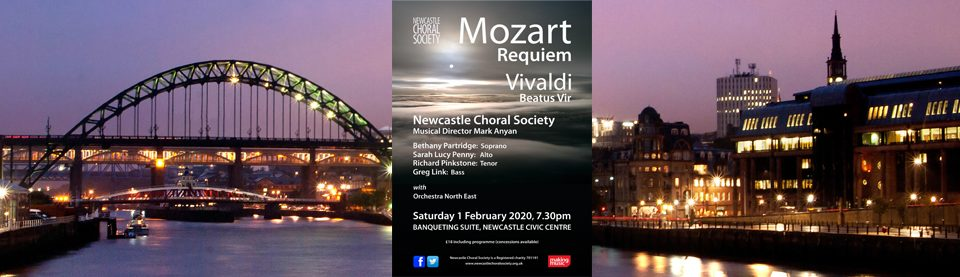 Mozart Requiem Concert Feb 1 2020